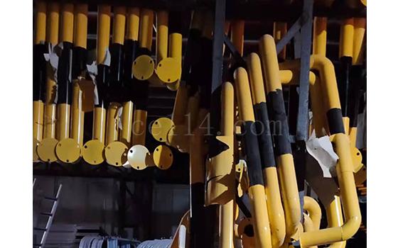 龙岩钢管挡车器