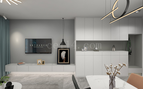 龙岩室内设计现代风格