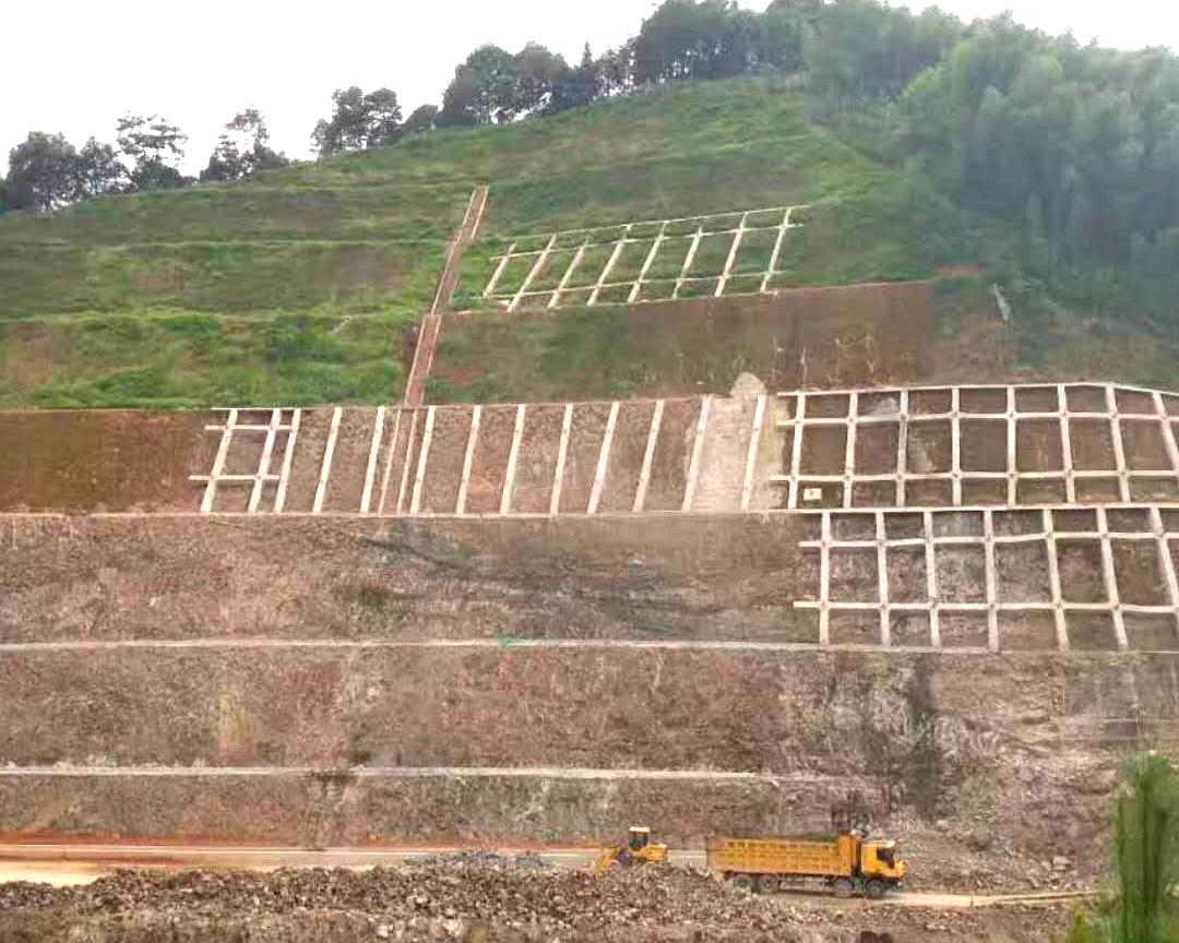 龙岩高速公路涵洞工程施工