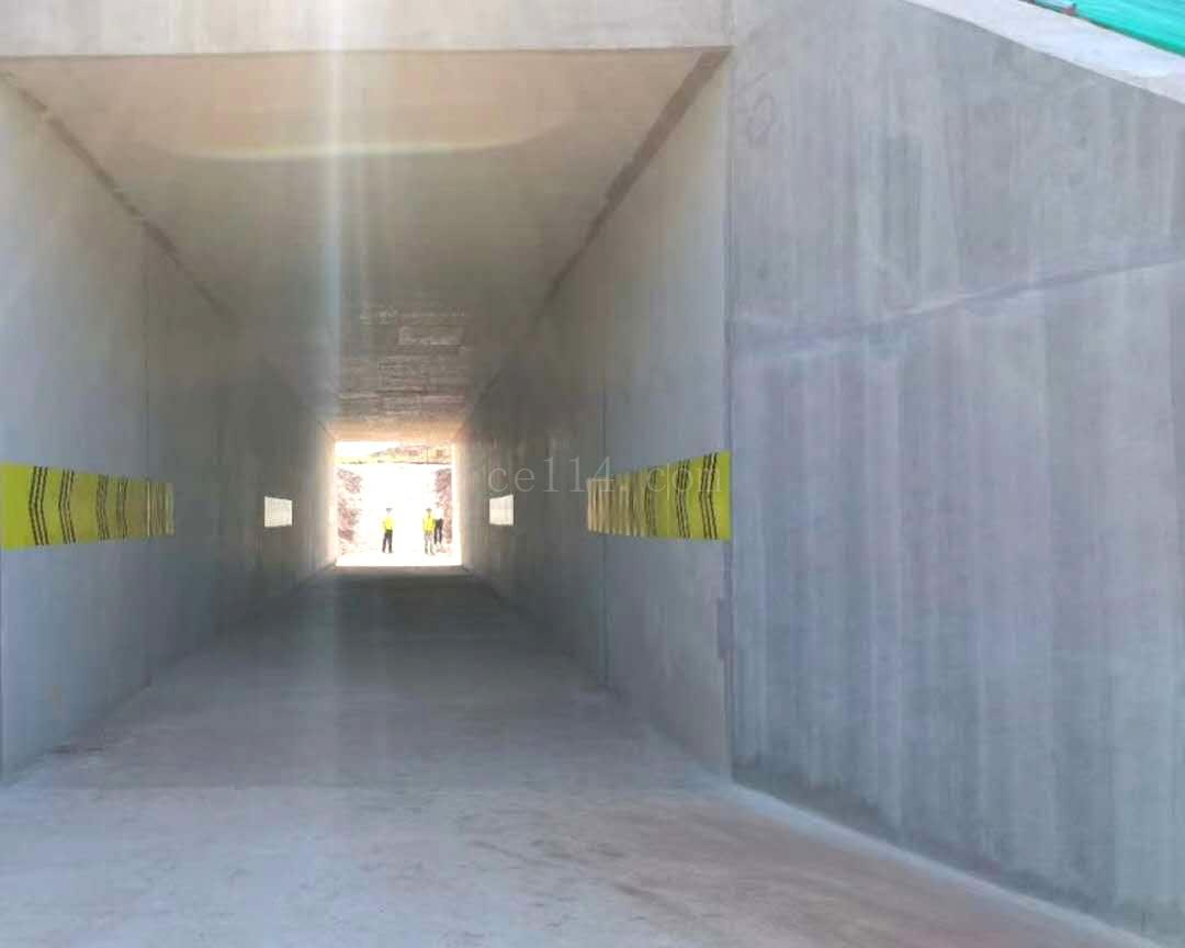 龙岩公路涵洞工程施工