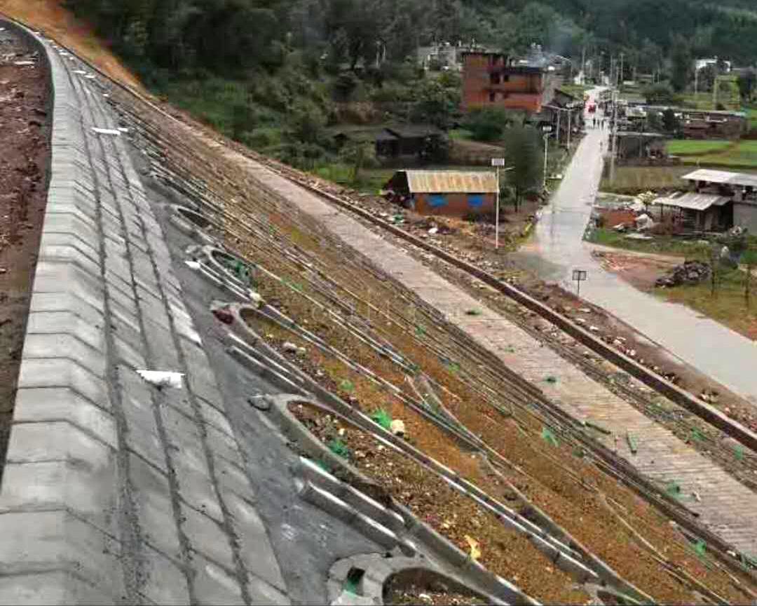 龙岩市政工程 高速公路涵洞设计