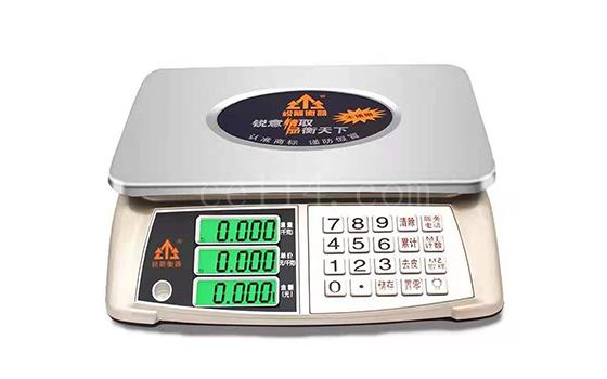 漳州电子秤多少钱