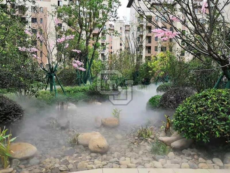 福州人造雾设备