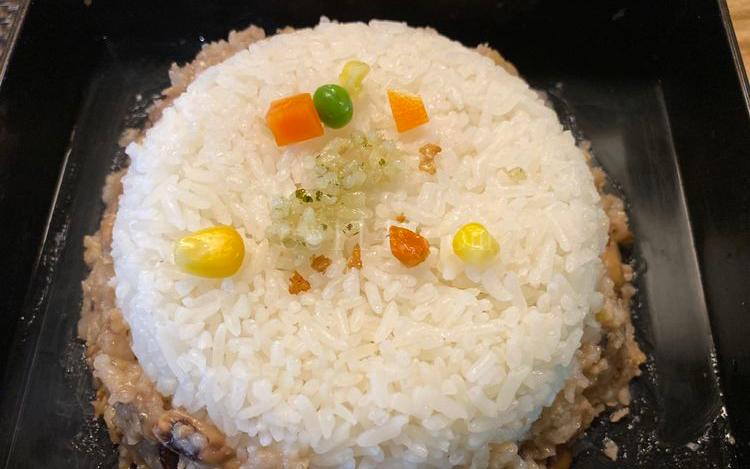 素肉燥饭(漳州比较好的素食餐厅)