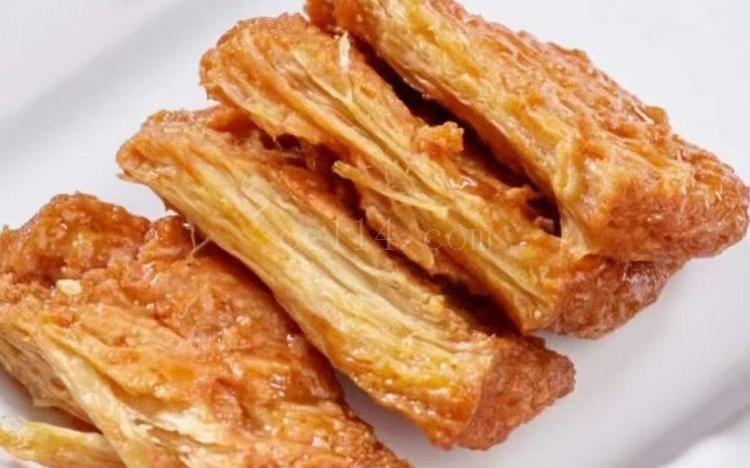 小吃手撕素肉 (漳州素食餐厅)