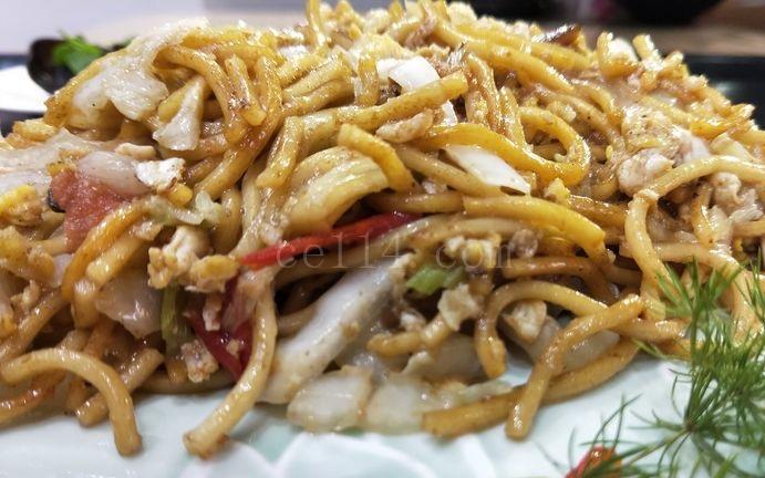 小吃炒面(漳州金素阁食品)