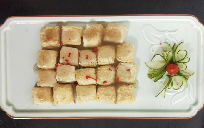 漳州素食主题餐厅鱼豆腐(漳州素食产品生产加工)