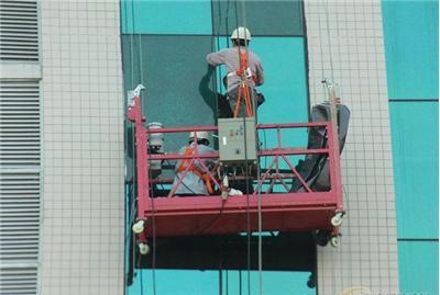 福州高空外墙玻璃更换