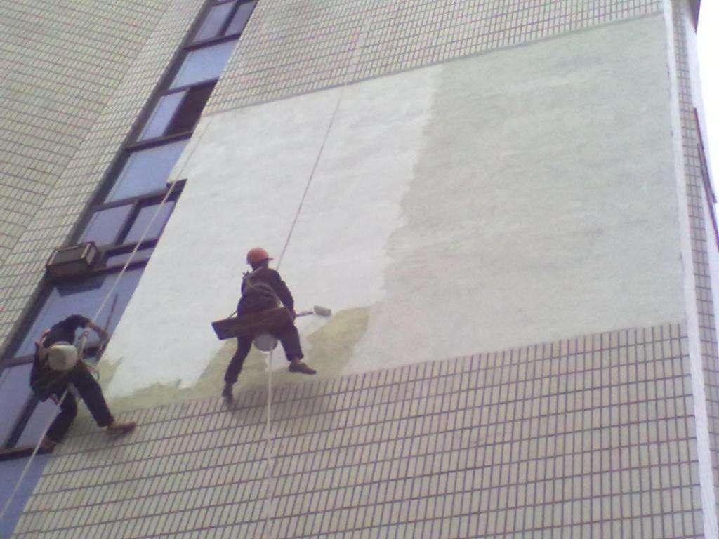 福州外墙清洗公司