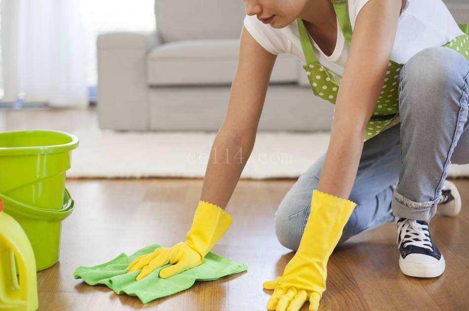 pvc地板如何保养?学会这招地板至少可以再用二十年!