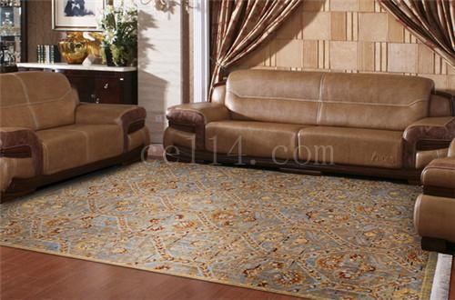 龙岩家用地毯怎么清洗?用了这招,地毯跟换新的一样
