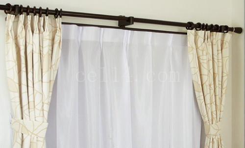 龙岩窗帘怎么安装?学会这招,安装窗帘从此不用愁!