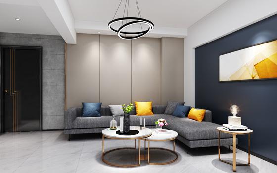 龙岩客厅设计