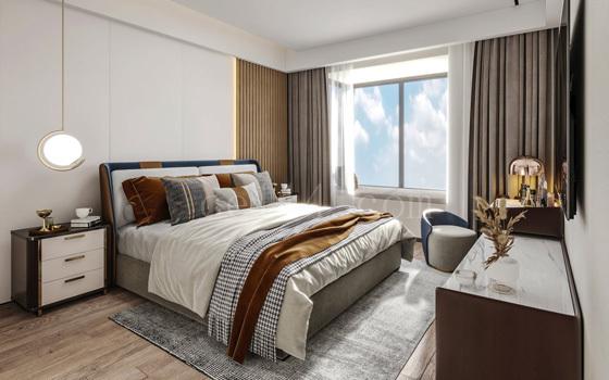 龙岩卧室装修设计