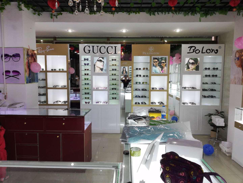 漳州眼镜展示柜台