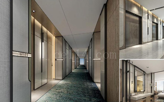 福州软装设计公司_长乐万豪酒店