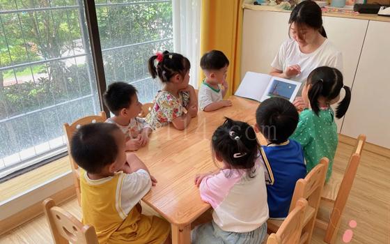 漳州啵米托育室内课程
