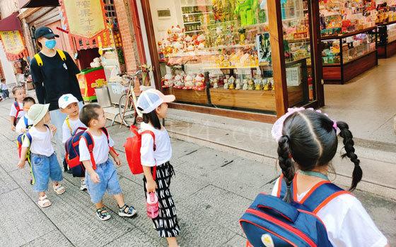 漳州啵米托育户外活动