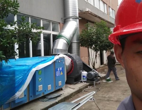 深圳白铁通风管道工程