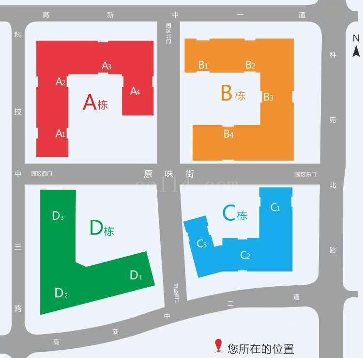 深圳科技园出租