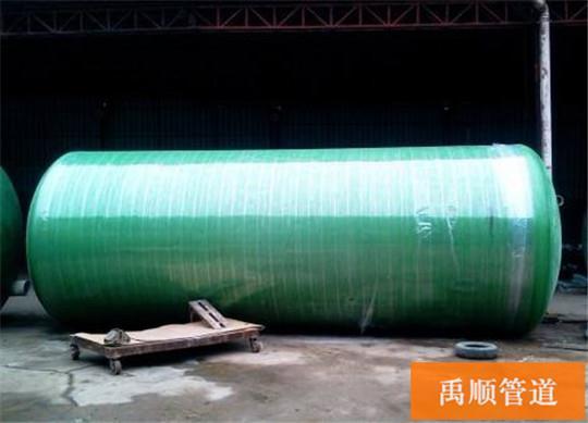 昆明玻璃钢化粪池厂家