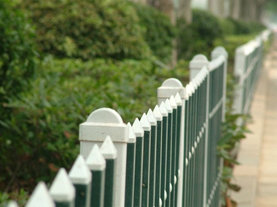 园林绿地护栏