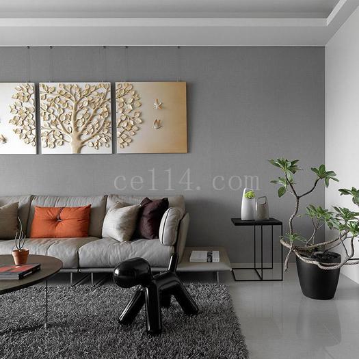 客廳裝飾現代風格