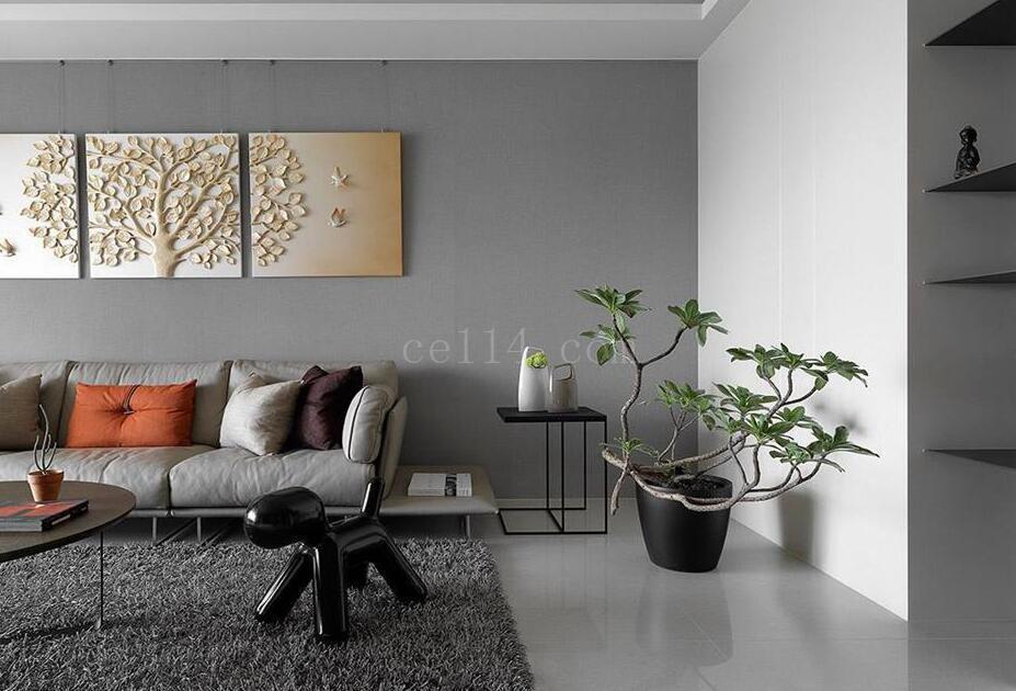 客厅装饰现代风格