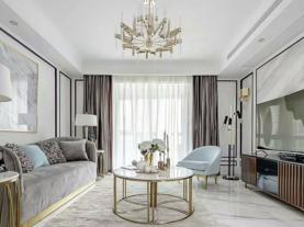 现代风格装饰客厅