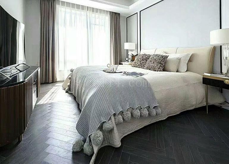 龍巖臥室現代風格