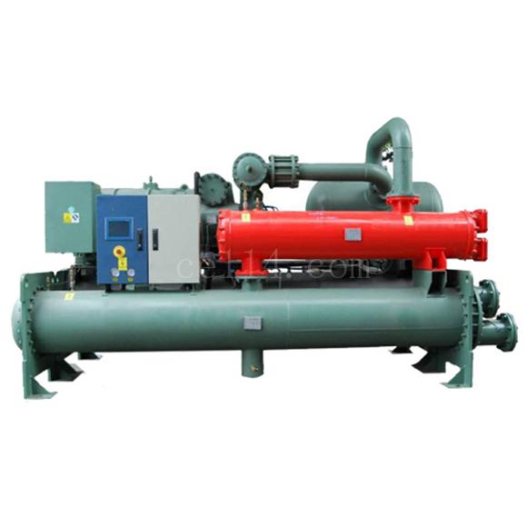 滿液式螺桿水冷工業冷水機組