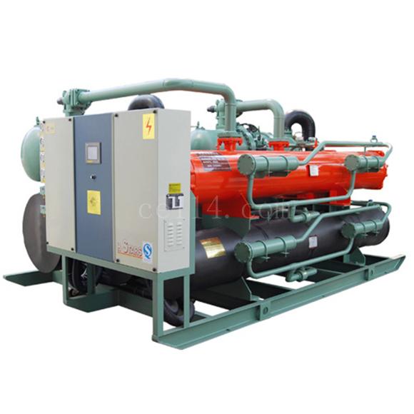 磁懸浮變頻無油離心冷水機組