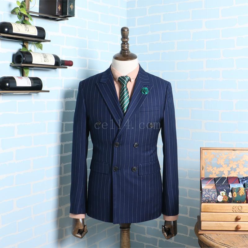 帝凯尔顿男装小编带您了解男士服装搭配的方法