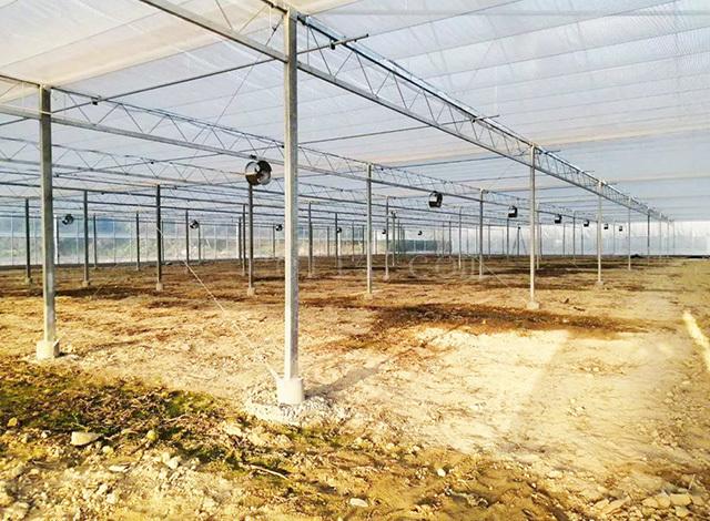 龙岩昱德如何做好温室大棚的灌溉系统维护