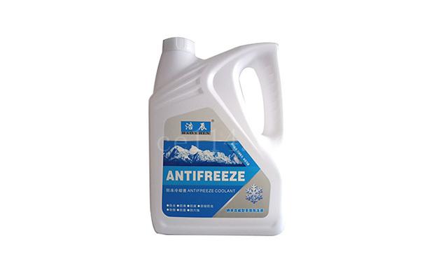 防冻液的使用常识