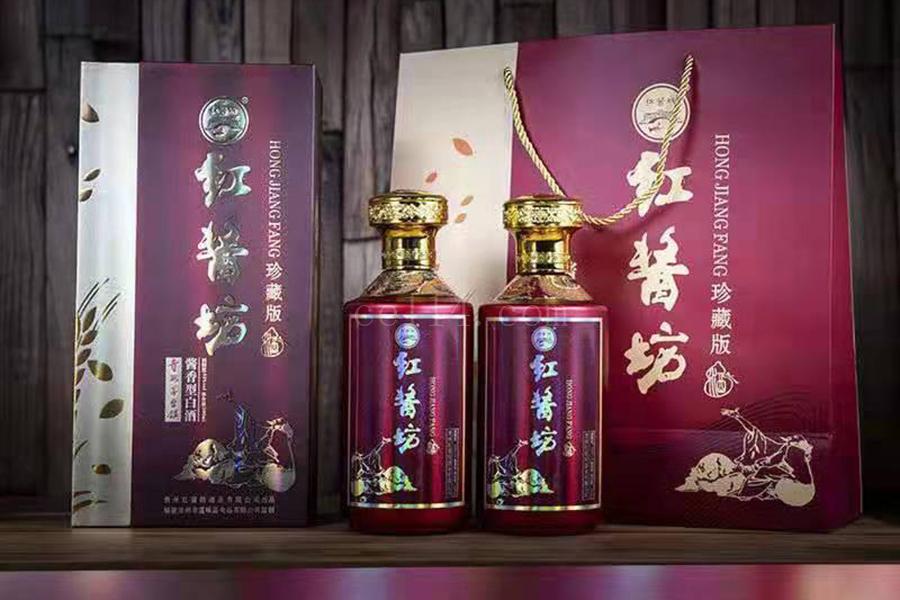 贵州红酱坊酱香型白酒