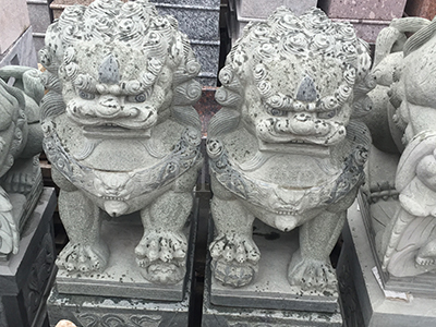 龙岩浮雕工艺 石狮子