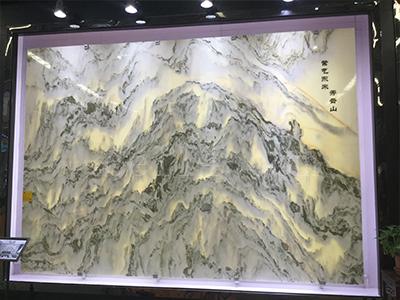 秀香山壁画