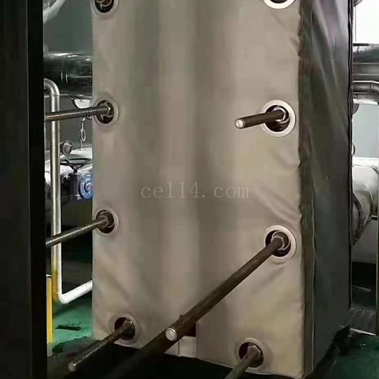 龙岩换热器保温衣