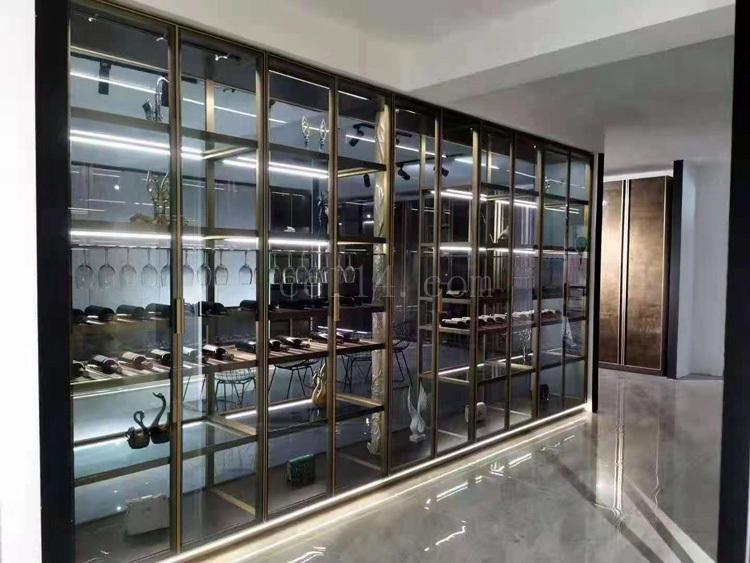 龙岩玻璃门生产加工
