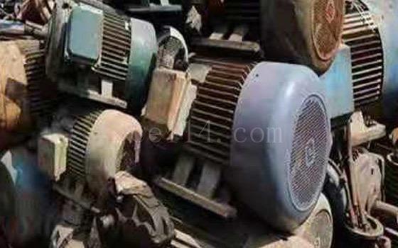 龙岩废旧电机回收