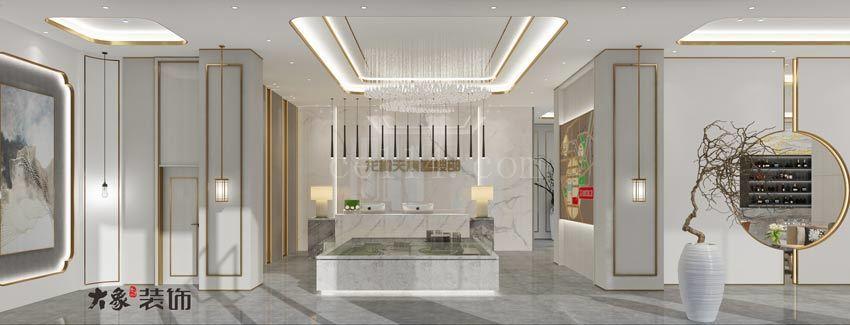 如何应用不锈钢线条来做室内装饰,龙岩禹恒建筑小编给您讲讲
