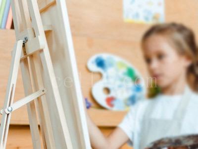 小朋友在画画方面是零基础的,学画画要应该从什么开始学起