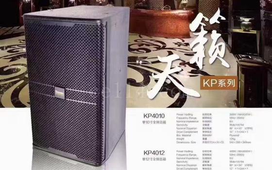 KP系列专业箱_龙岩客厅音响