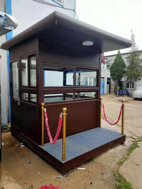 沈阳地铁站售货亭厂家