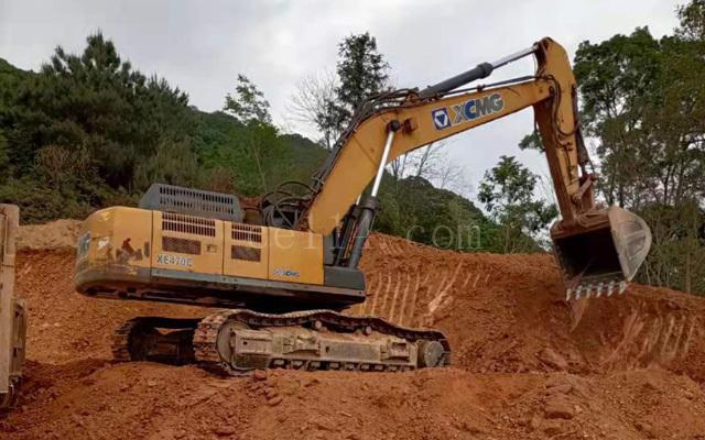 龙岩挖掘机维修