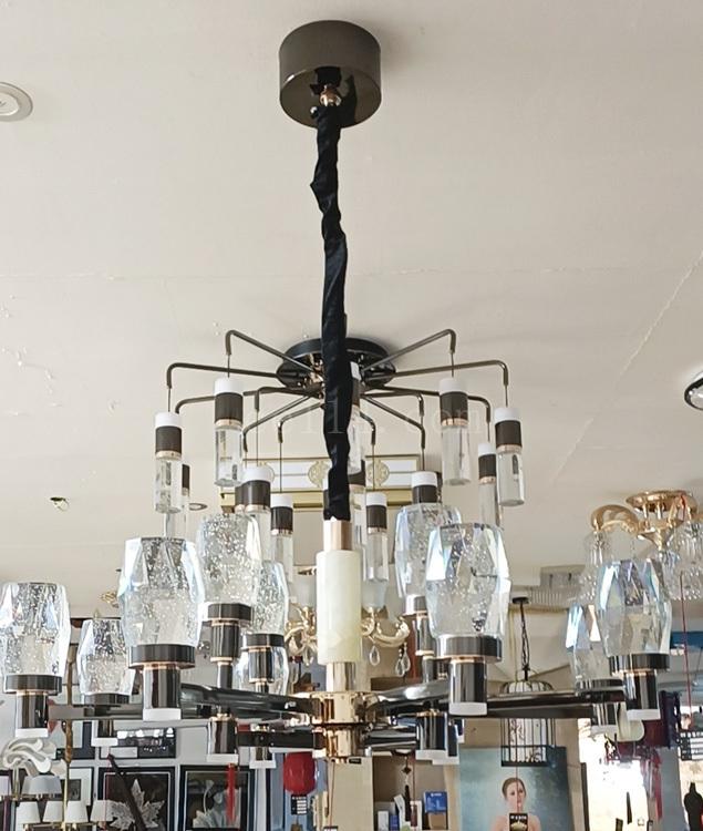 龙岩奕博建材小编教您家居空间灯具的选择