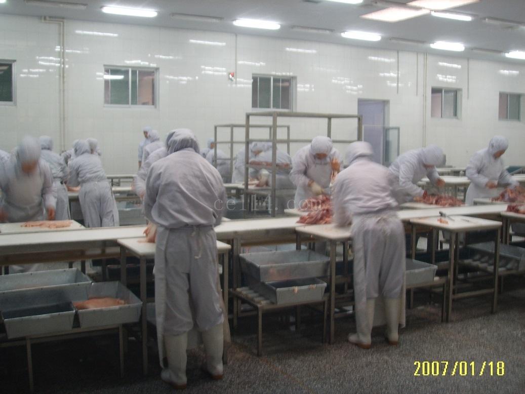 南京豬屠分割設備公司