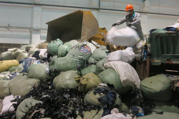 上海服装销毁公司